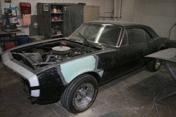 1967 Camaro - MetalWorks Classics Auto Restoration & Speed Shop