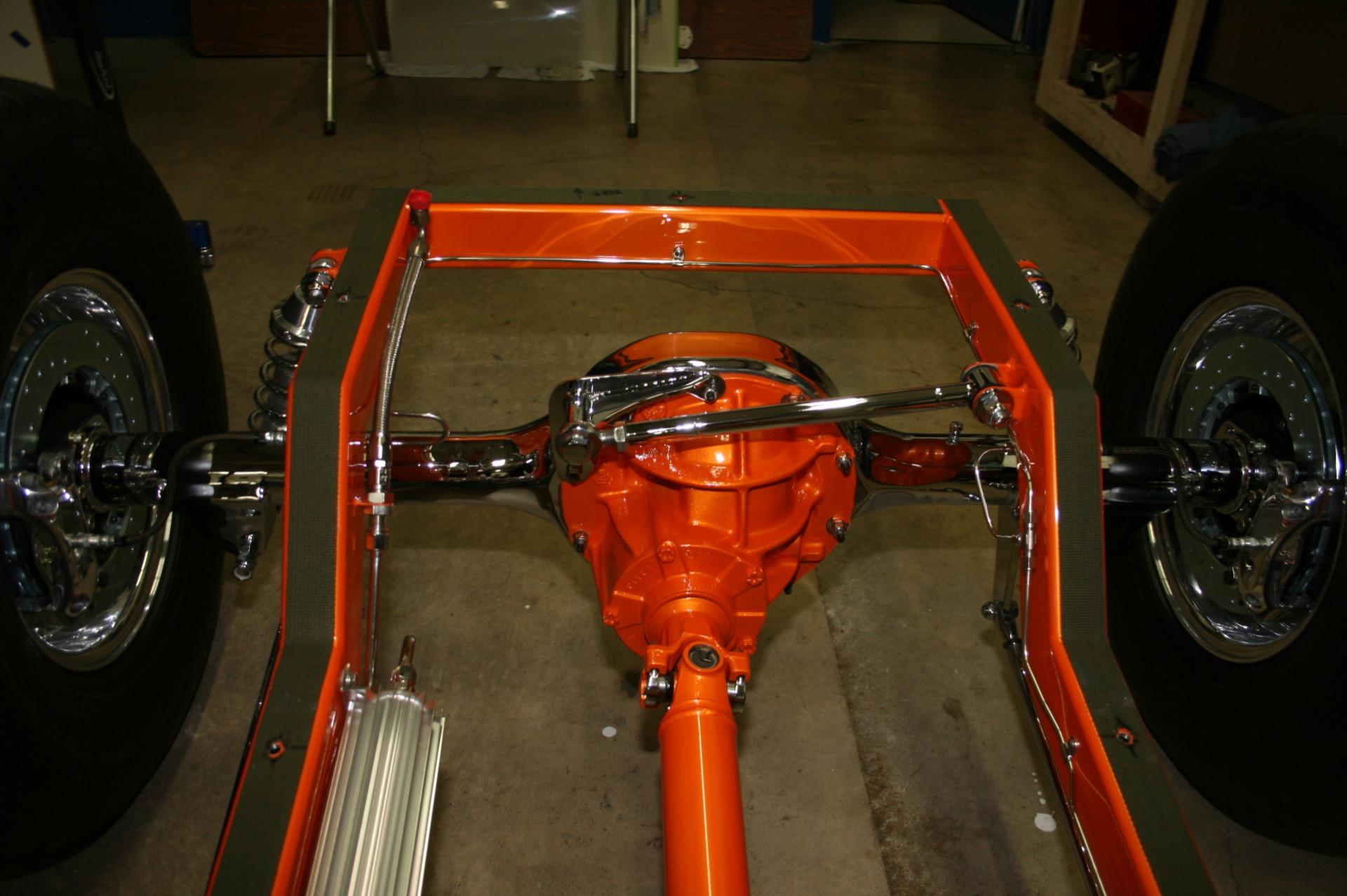 1923 Ford T Bucket Metalworks Classic Auto Restoration