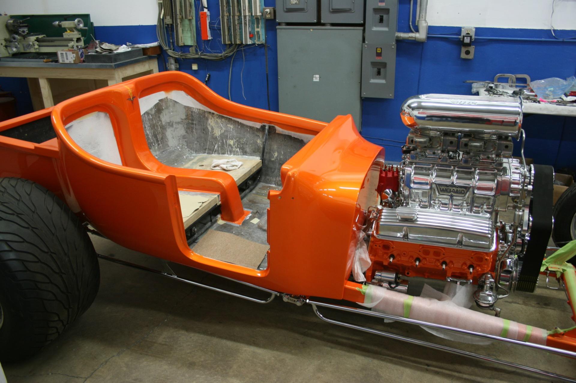1923 Ford T-bucket - MetalWorks Classics Auto Restoration ...