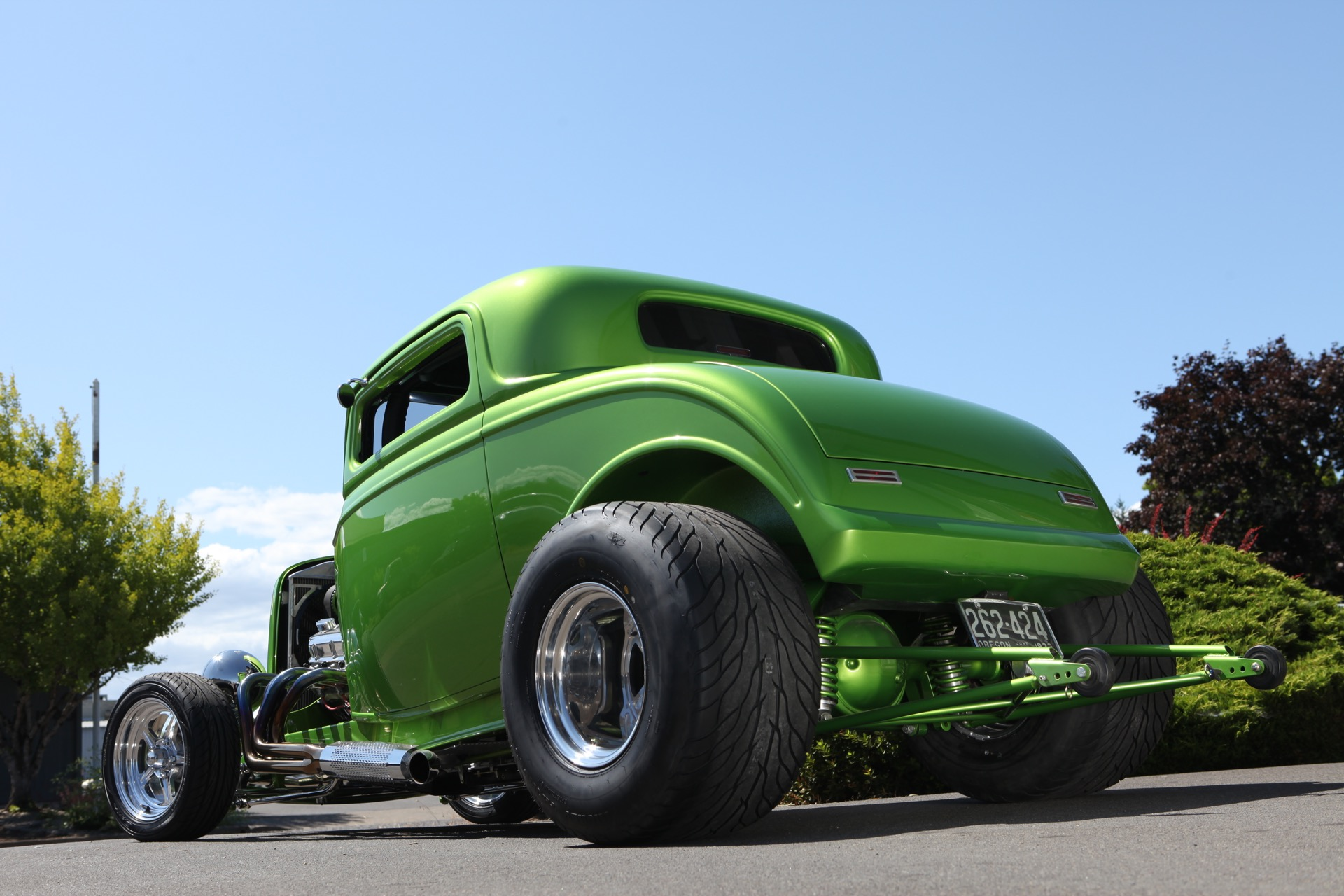 1932 Ford coupe - MetalWorks Classics Auto Restoration & Speed Shop