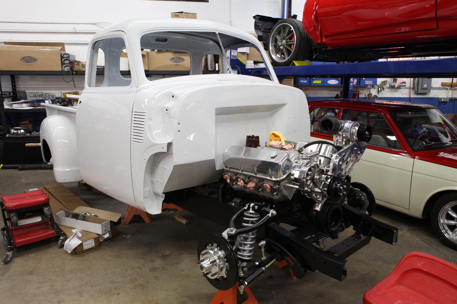 1951 Chevy Truck Metalworks Classics Auto Restoration Speed Shop Metalworks Classic Auto Restoration Speed Shop