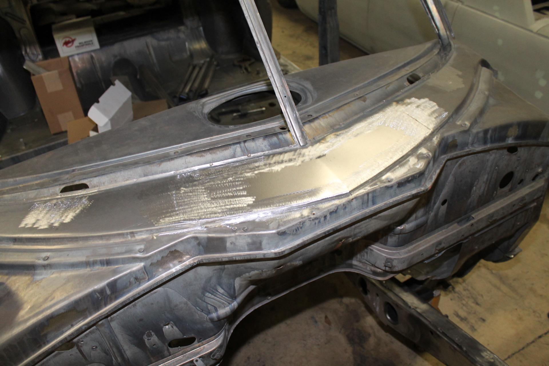 1951 Hudson Metalworks Classics Auto Restoration Amp Speed