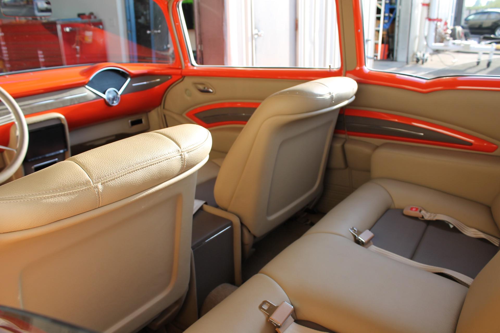 1957 Chevy Metalworks Classics Auto Restoration Speed Shop 1955 Chevrolet Fuel Tank Underbody Shots