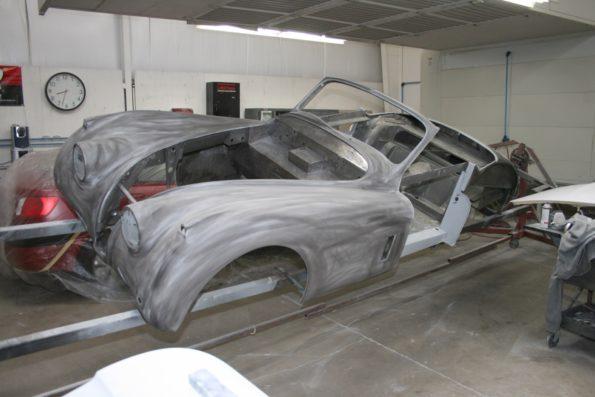 1956 Jaguar XK - MetalWorks Classics Auto Restoration & Speed Shop