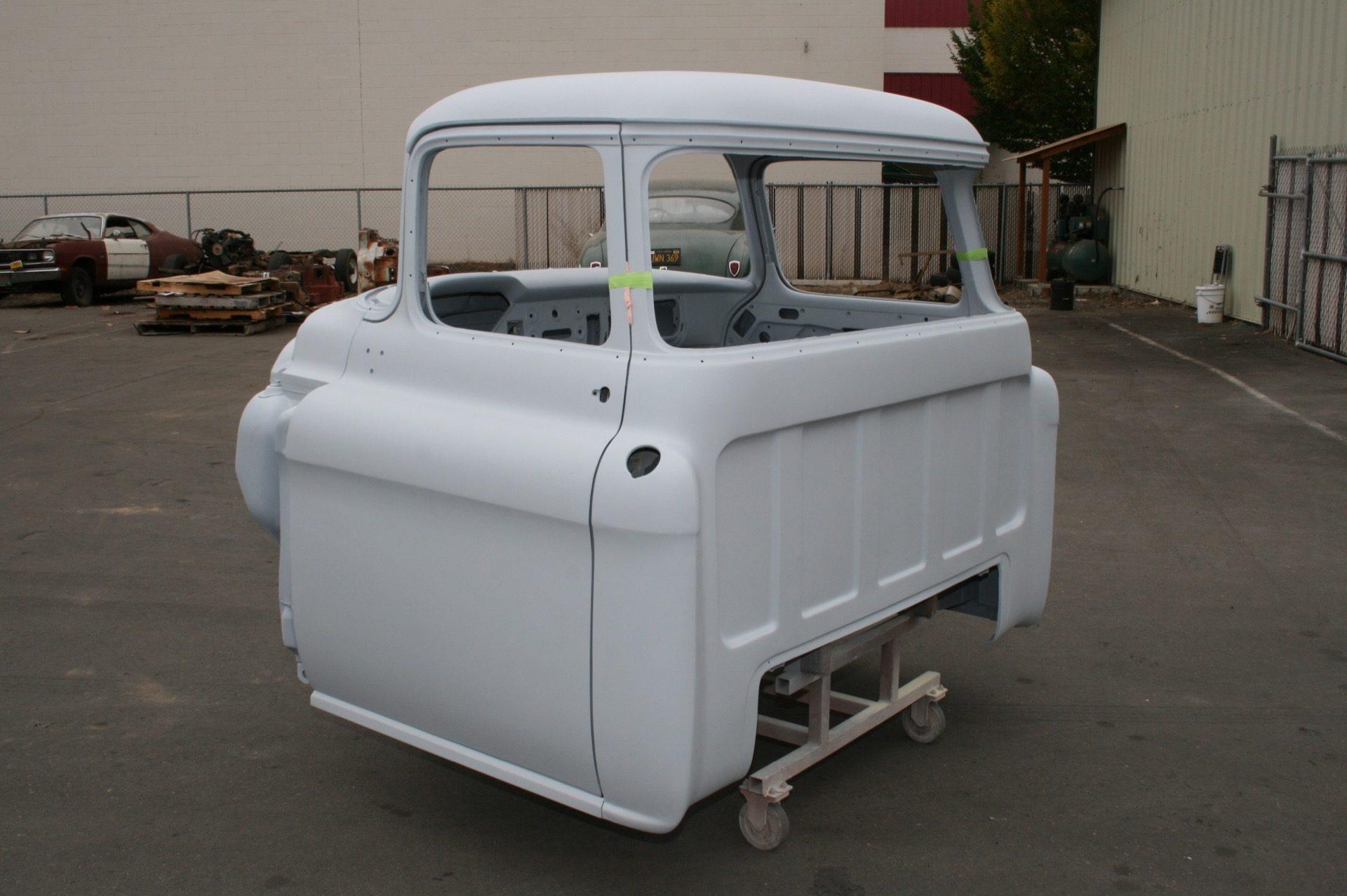 1958 Chevy Pickup Metalworks Classics Auto Restoration Speed Shop Metalworks Classic Auto Restoration Speed Shop