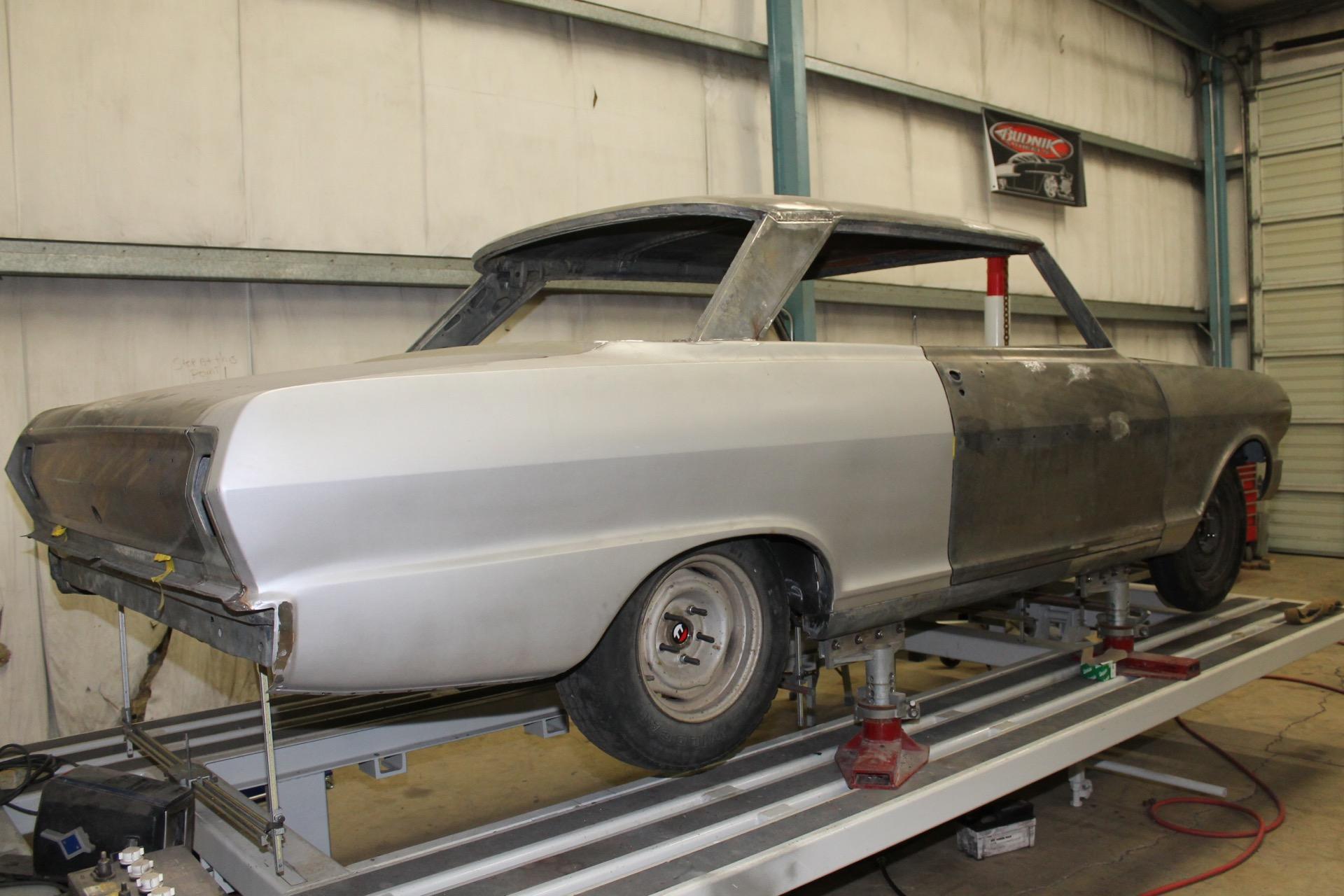 1963 Chevy Nova Metalworks Classics Auto Restoration