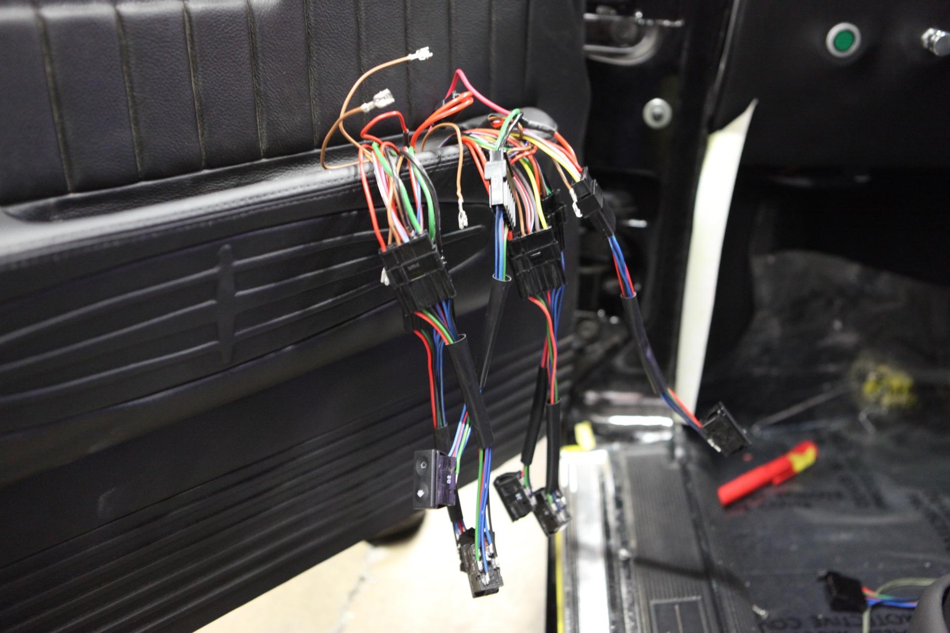 1965 Lincoln Metalworks Classics Auto Restoration Speed Shop Wiring Diagram Rear Window