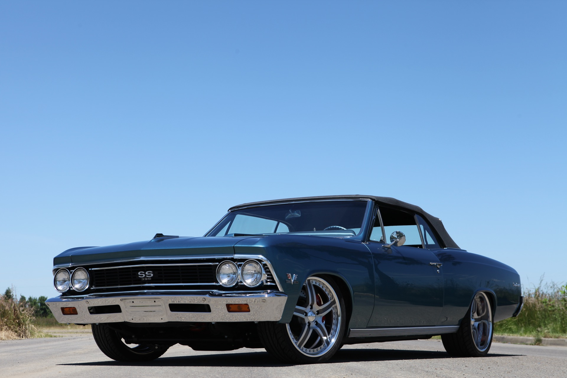 1966 Chevelle Metalworks Classics Auto Restoration Speed Shop Chevrolet Camaro Ss Assembly