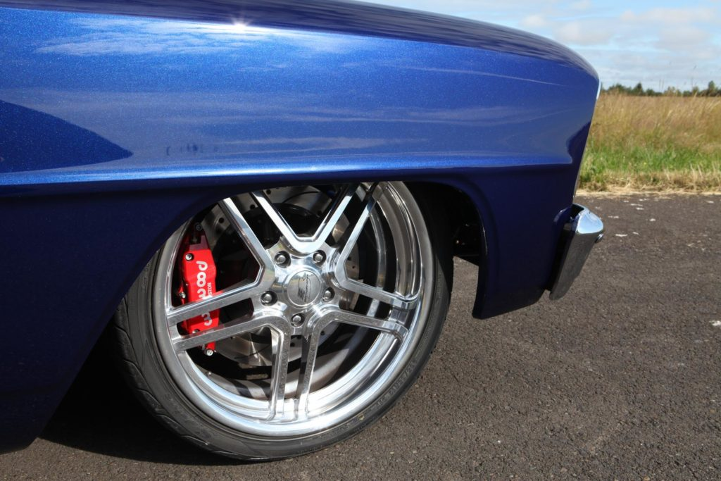 1966 chevy nova billetspecialties wilwood brakes metalworks