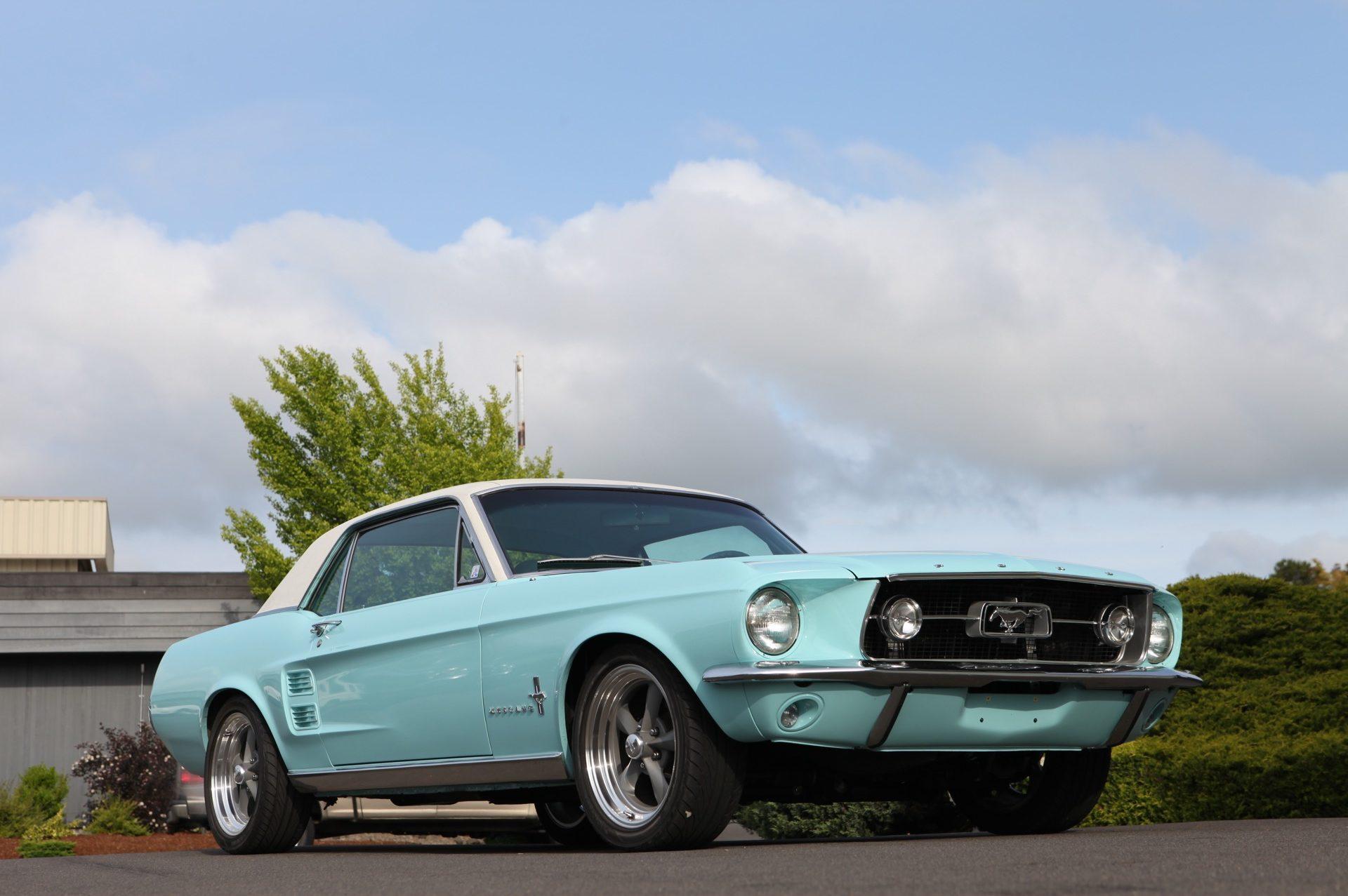 1967 Mustang - MetalWorks Classics Auto Restoration & Speed Shop