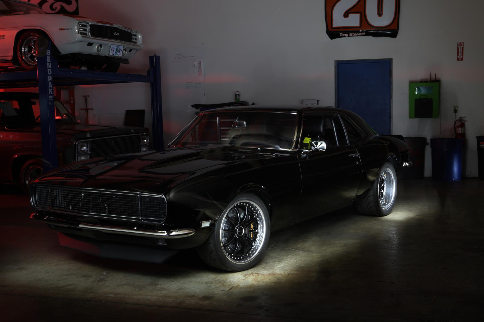 1968 Pro Touring Chevy Camaro Metalworks Classic Auto