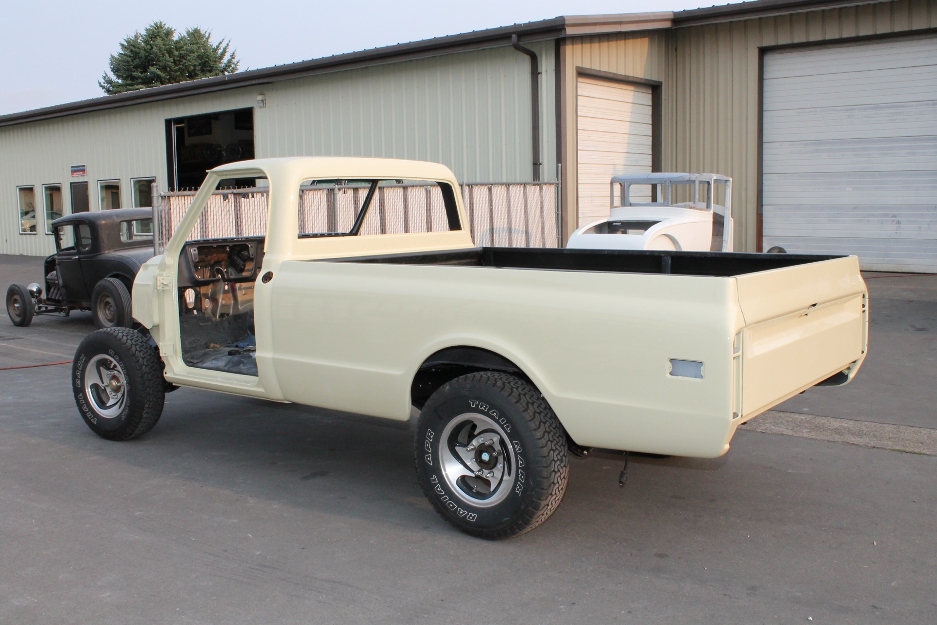 1968 Chevy Truck Metalworks Classics Auto Restoration Speed Shop Pickup Chassis
