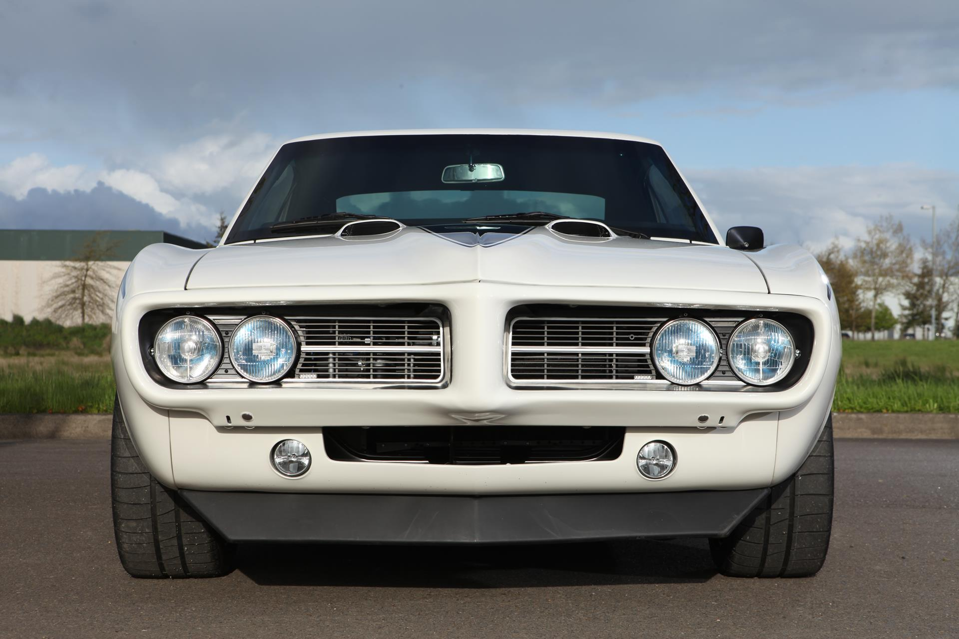 1968 Firebird Metalworks Classics Auto Restoration