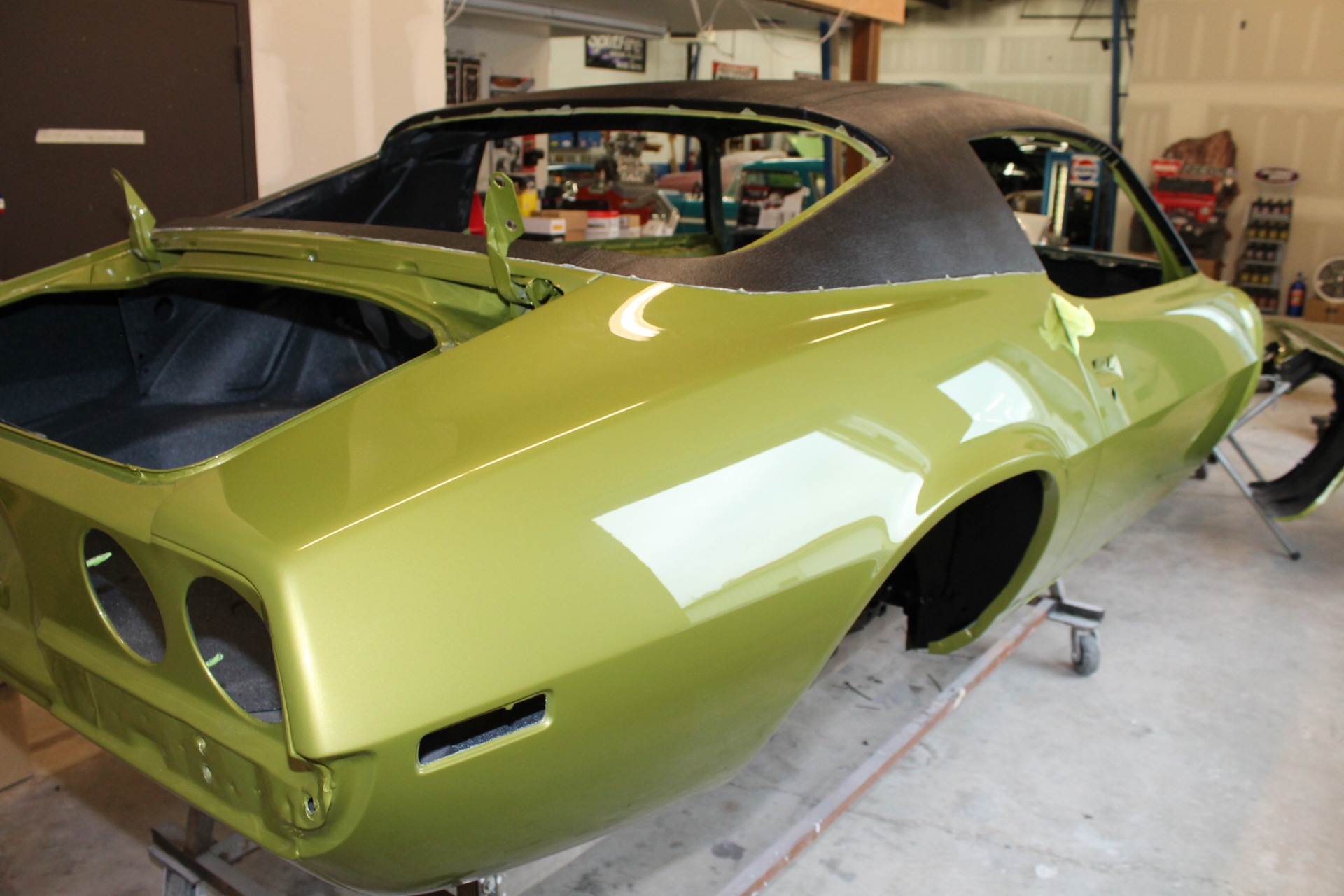 1970 Camaro Metalworks Classics Auto Restoration Amp Speed