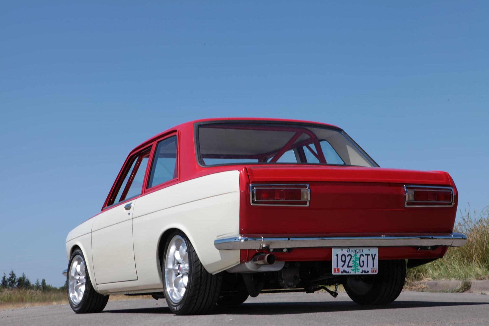 1971 510 Metalworks Classics Auto Restoration Speed Shop