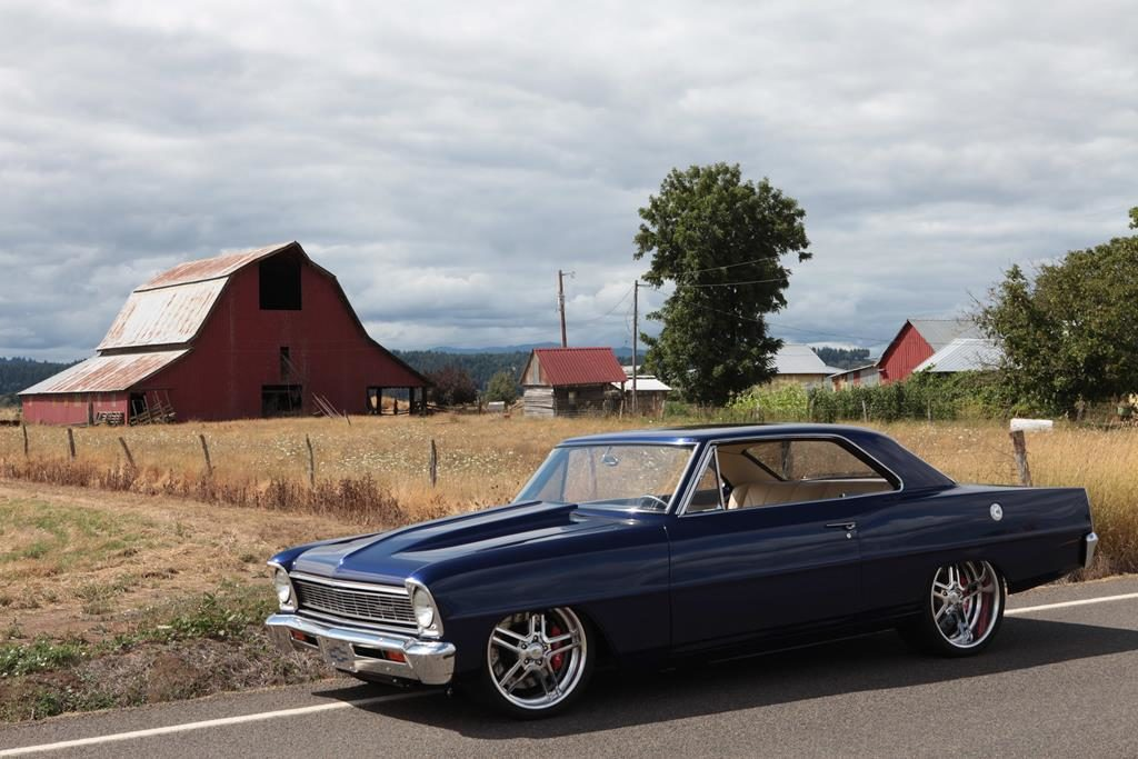 metalworks classic auto speed shop 1966 protouring chevy nova. Black Bedroom Furniture Sets. Home Design Ideas