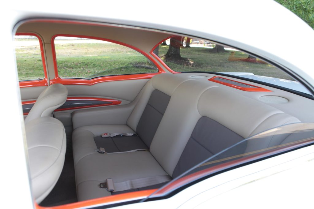 1955 chevy interior rear seat metalworks