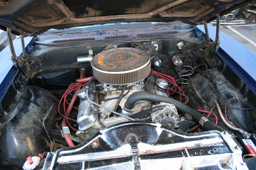 pontiac gto engine bay restoration metalworks