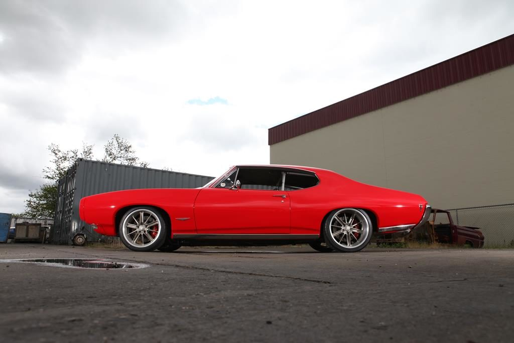 High End Cars >> MetalWorks Classic Auto & Speed Shop - 1968 GTO ProTouring Art Morrison