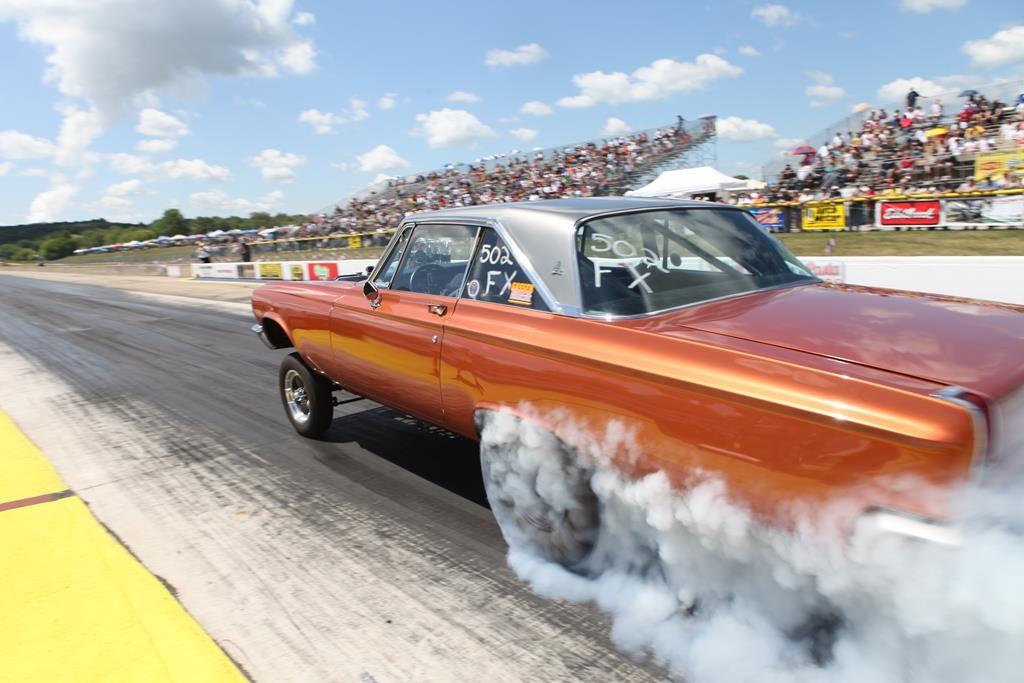 burnout 2016 meltdown drags byron metalworks
