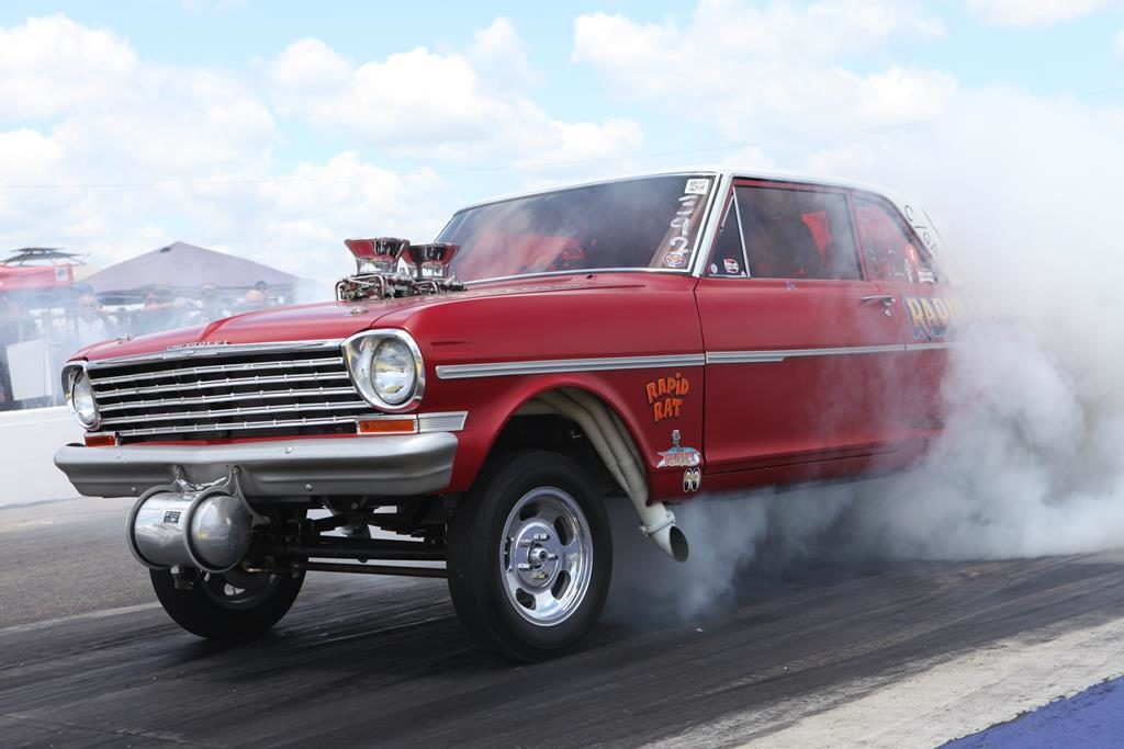 meltdown drags 2016 chevy nova metalworks