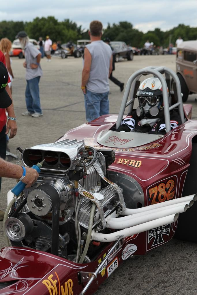 2016 meltdown drag racing action metalworks