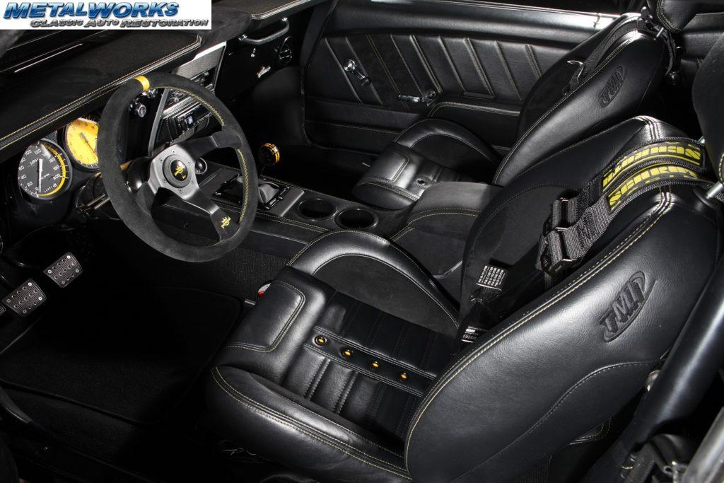 9 1968 Chevy camaro protouring MetalWorks Detroit Speed