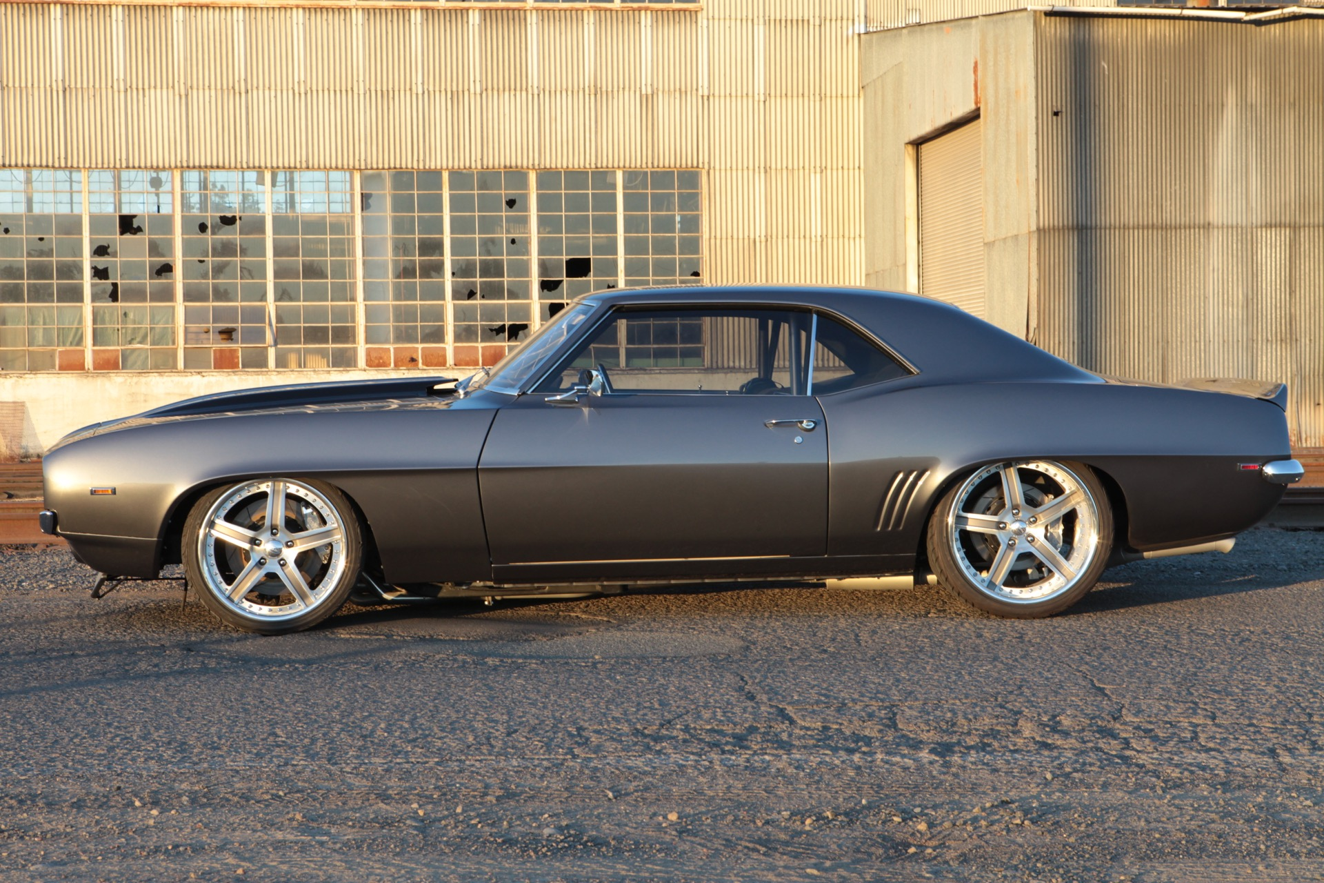 Pro Touring Builds - MetalWorks Classic Auto Restoration & Speed Shop