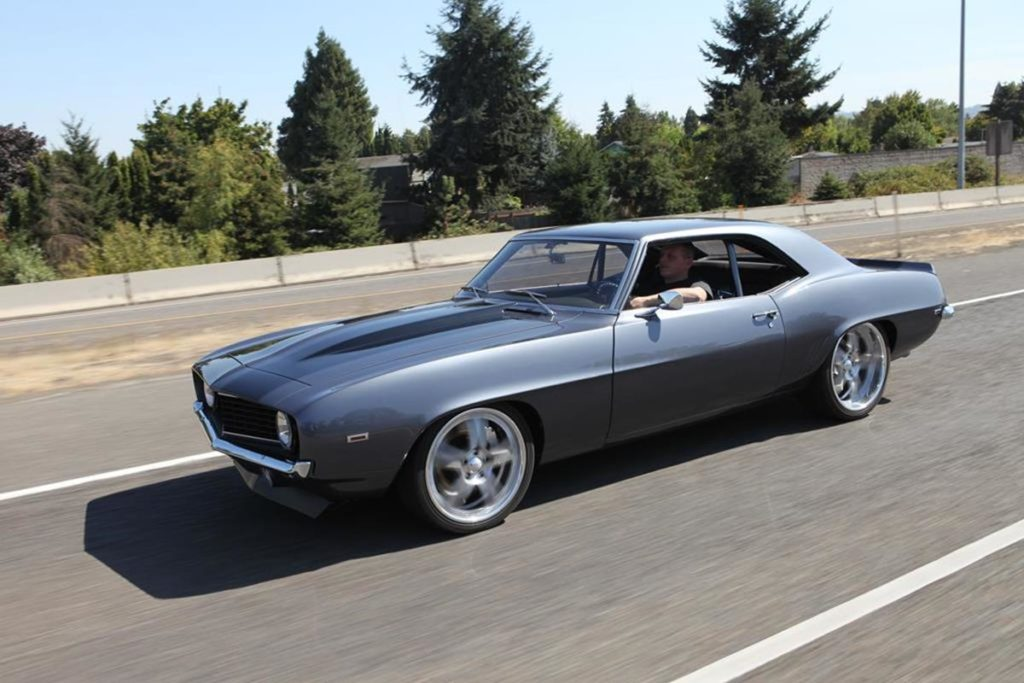 metalworks classic auto speed shop 1969 protouring camaro. Black Bedroom Furniture Sets. Home Design Ideas