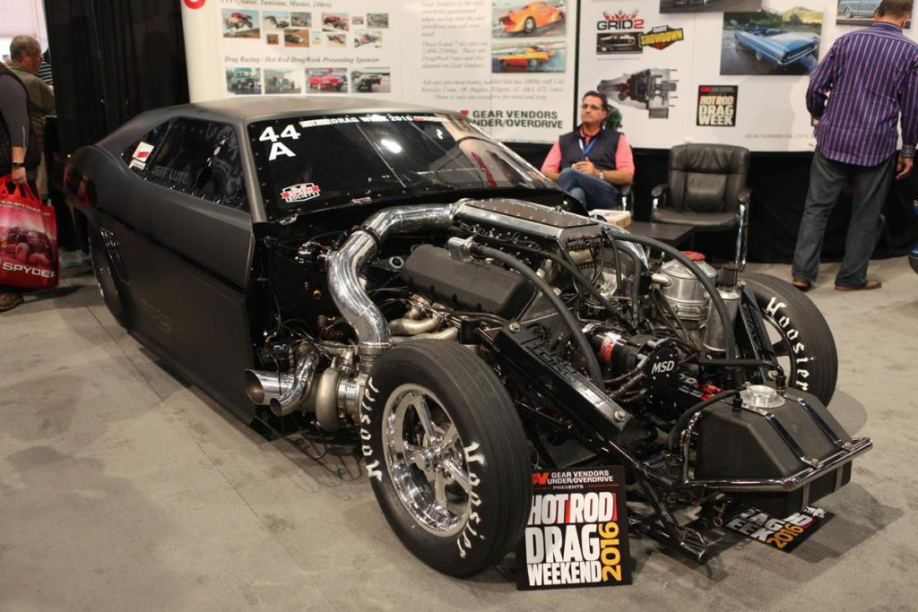 sema 2016 recap las vegas hot rods muclecars metalworks oregon