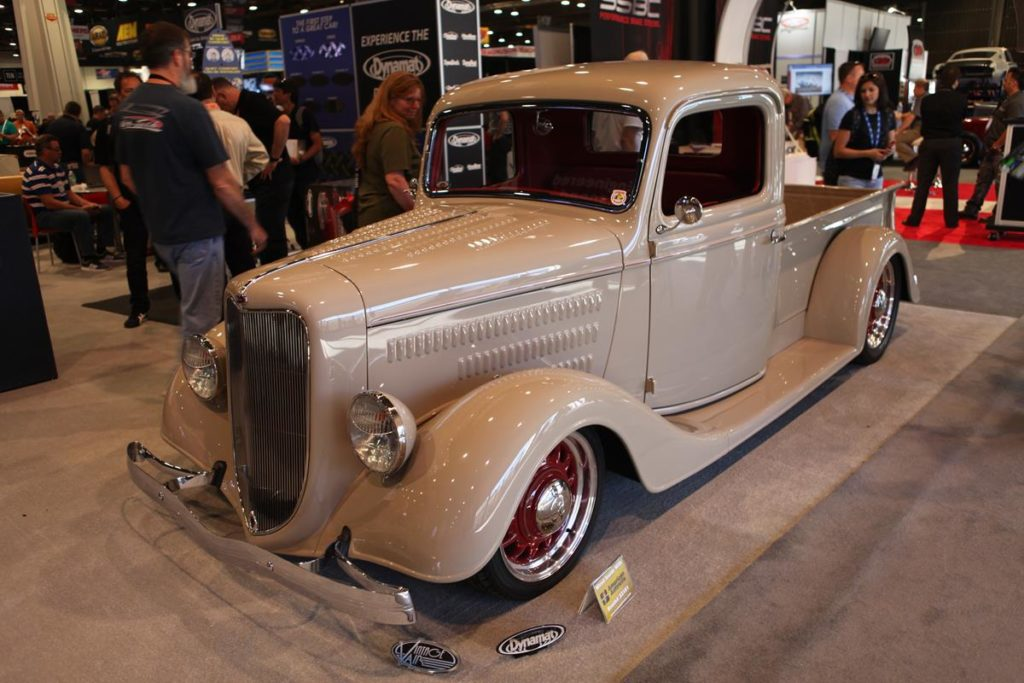 trucks of sema 2016 ford truck metalworks