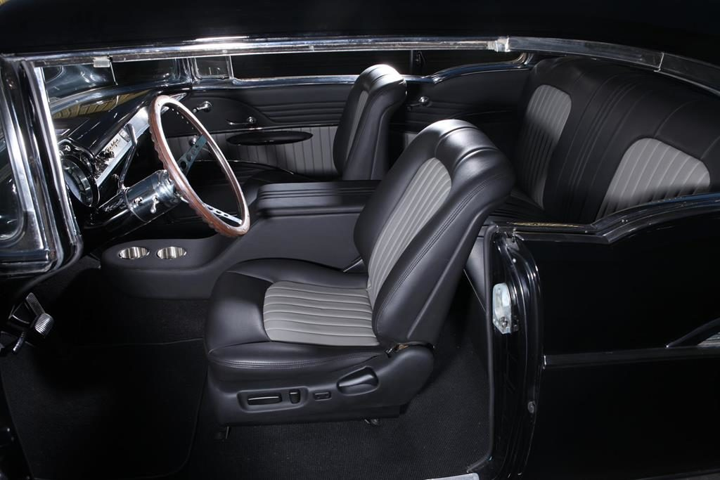 1957 chevy interior custom car metalworks oregon