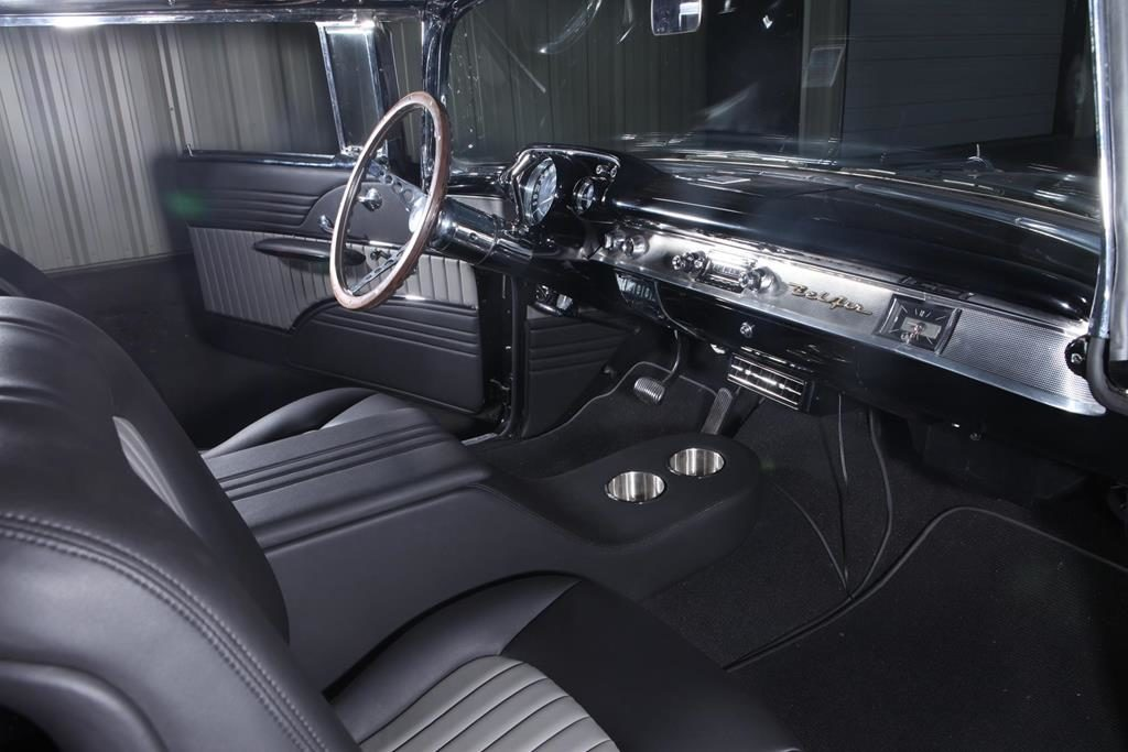 1957 chevy interior metalworks eugene oregon
