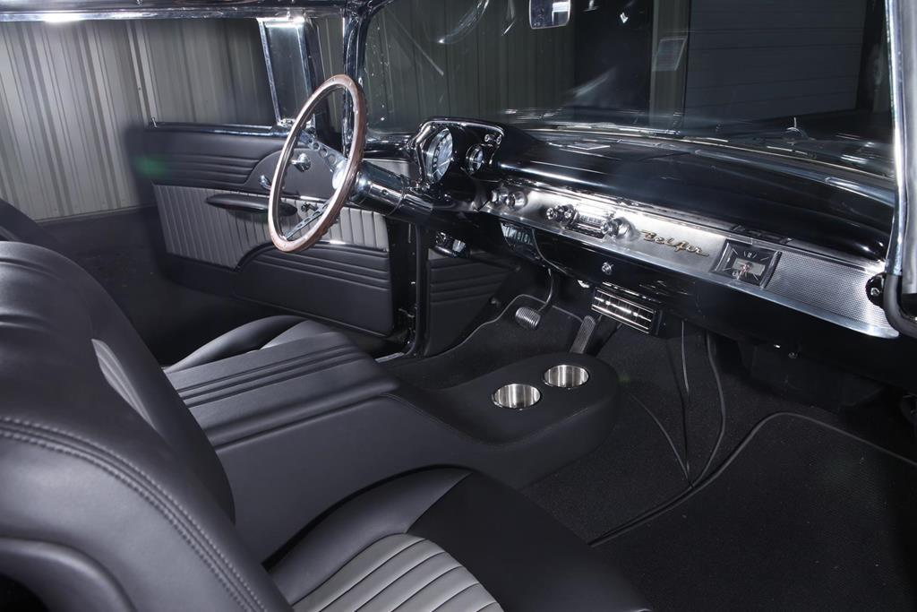 1957 chevy interior metalworks eugene oregon