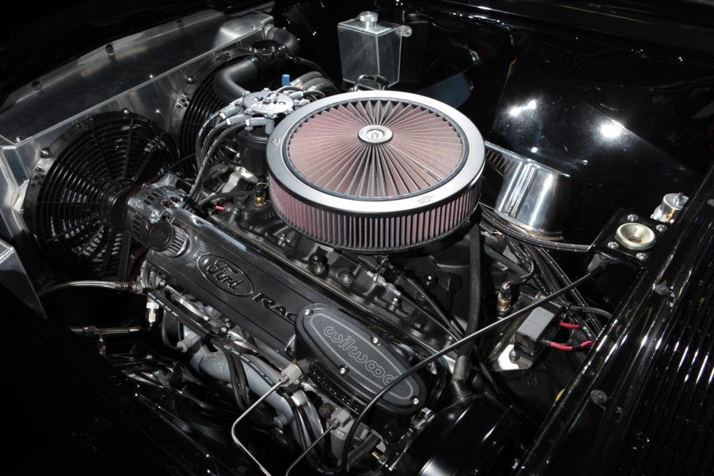 1965 Lincoln Continental 532 cubic inch engine metalworks