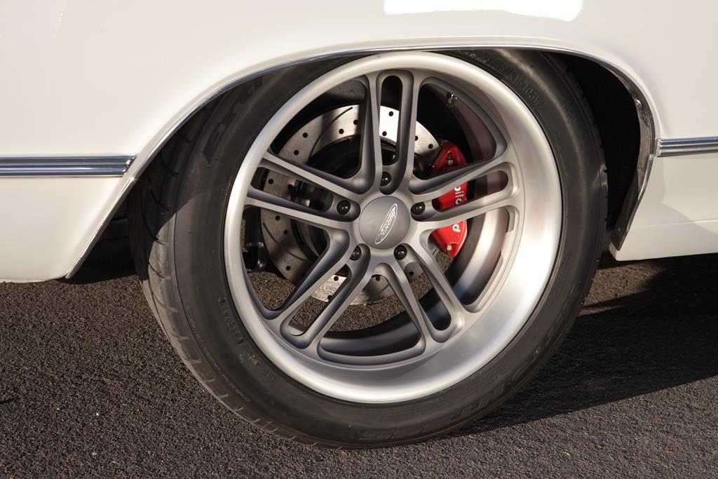 1967 chevy chevelle budnik wheels wilwood disc brakes metalworks