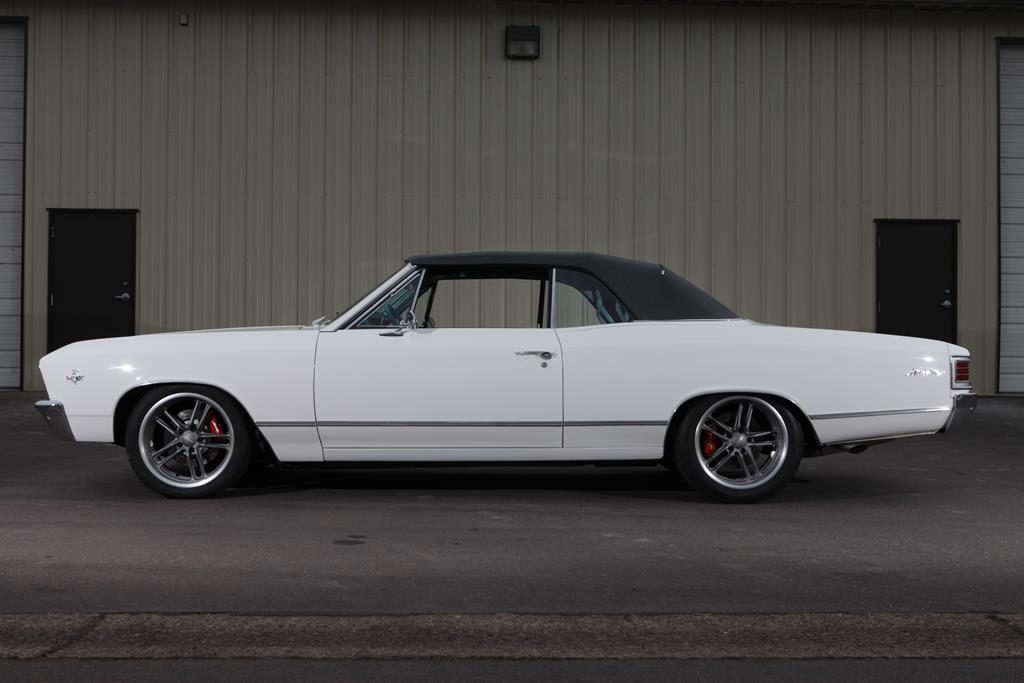 1967 chevy chevelle protouring build metalworks oregon