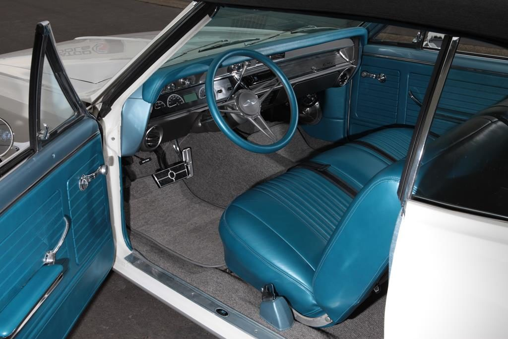 1967 chevy chevelle custom interior metalworks eugene oregon