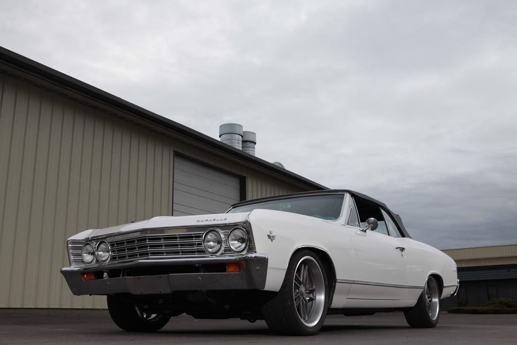 1967 chevy chevelle convertible protouring metalworks oregon