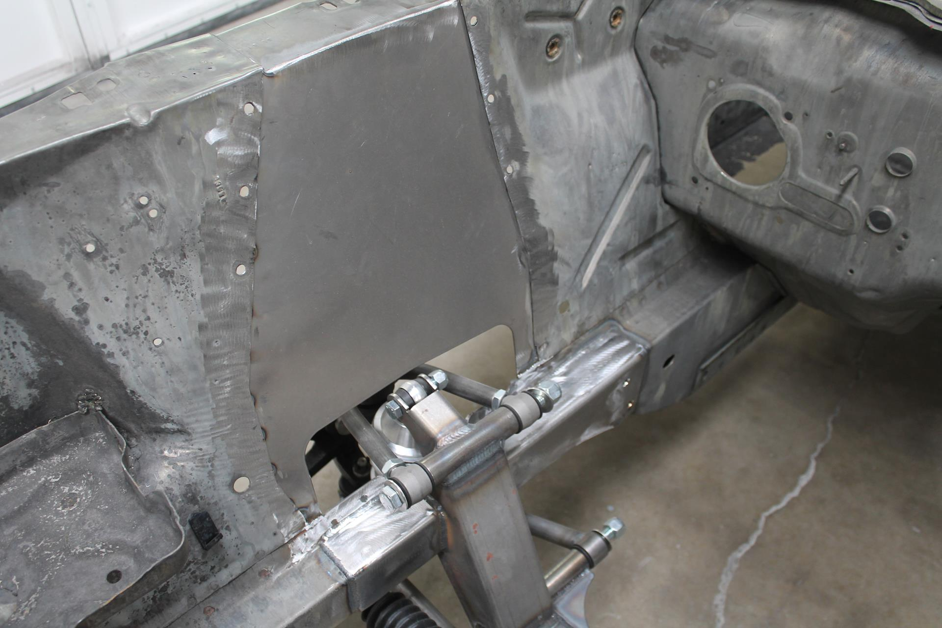 Ford Com Mustang >> 1967 Ford Mustang – MetalWorks Classic Auto Restoration