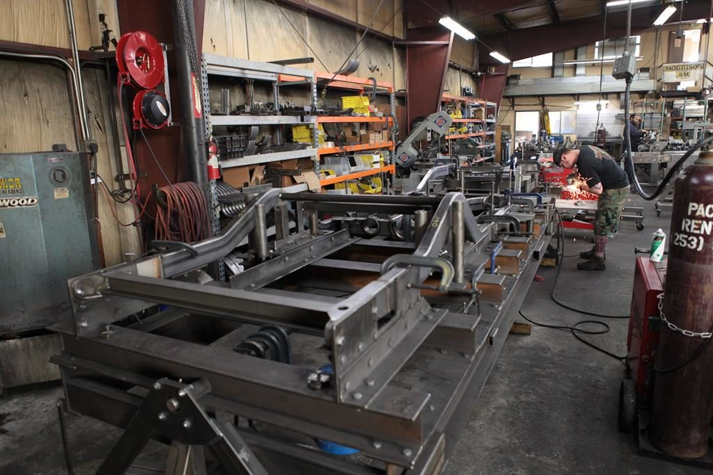 art morrison chassis building metalworks restoration oregon