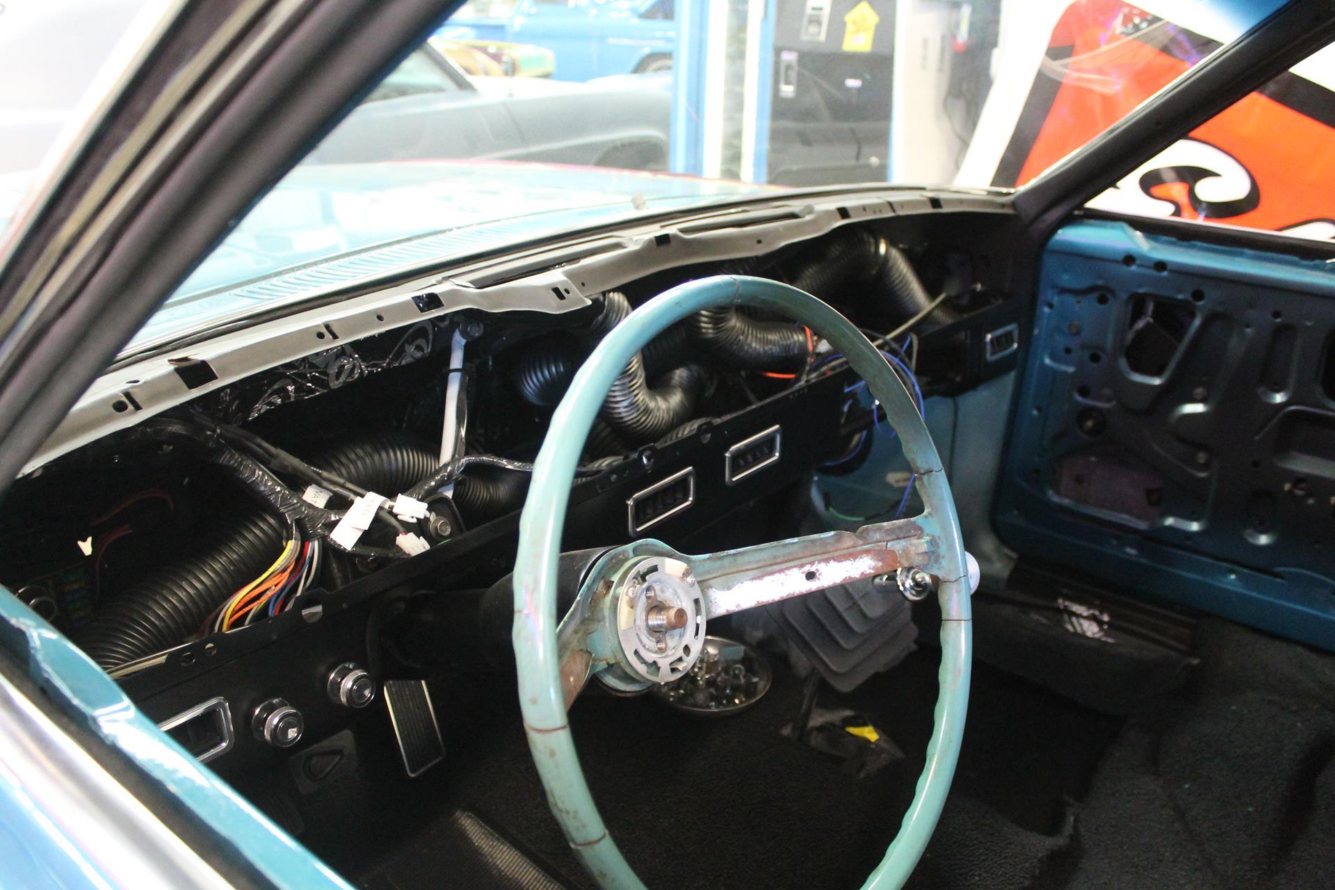 Ford Raptor Interior >> 1968 Ford Torino - MetalWorks Classics Auto Restoration ...