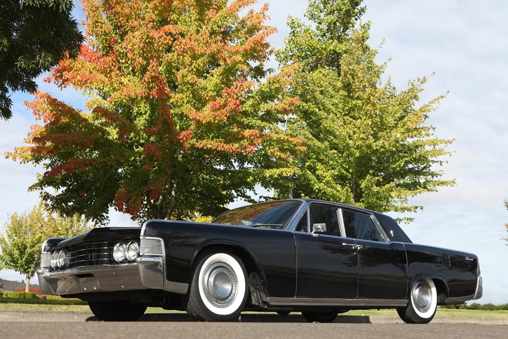 1965 lincoln continental lsa supercharged metalworks oregon