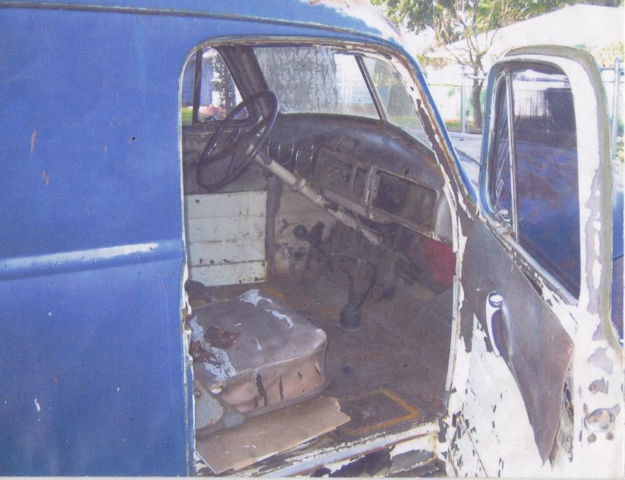 1952 chevy panel restoration metalworks eugene oregon