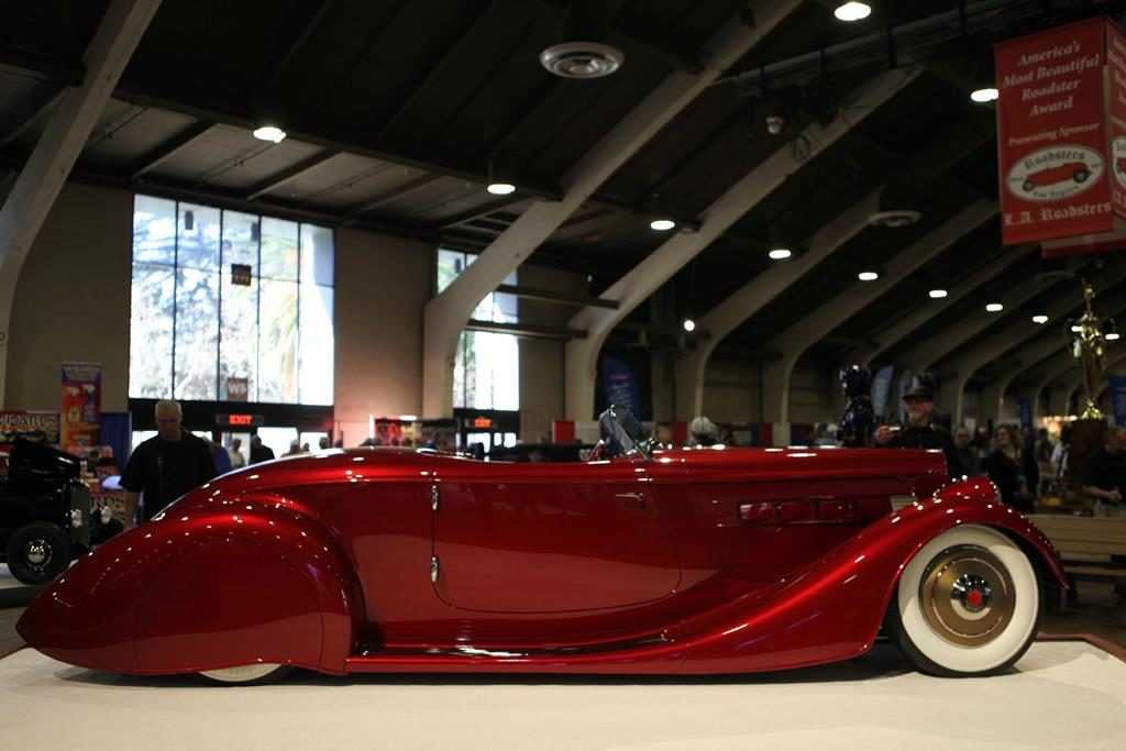 2017 grand national roadster show pomona california metalworks oregon