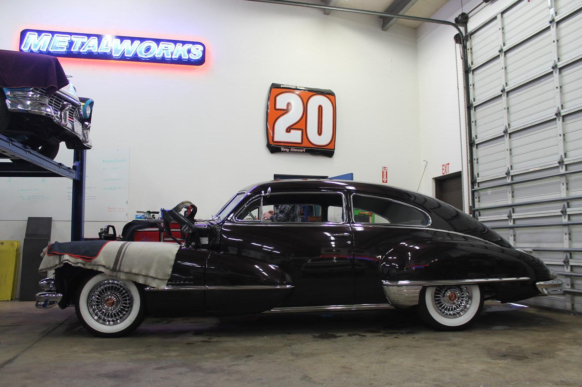 1947 Cadillac LS - MetalWorks Classics Auto Restoration