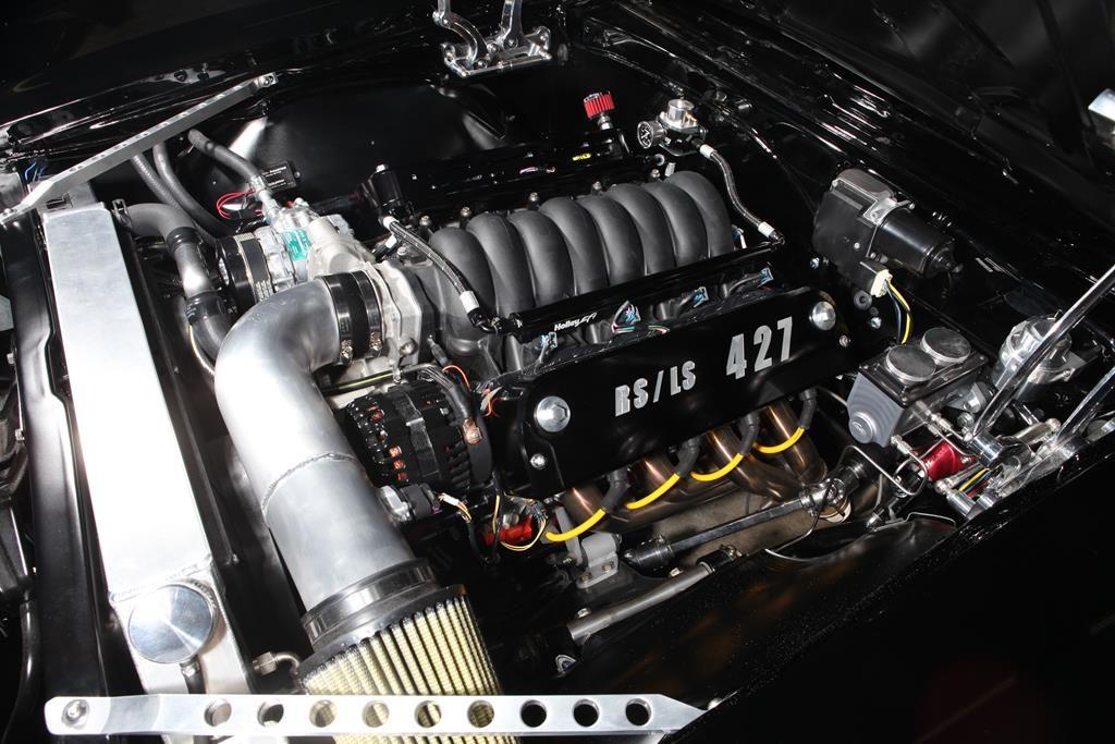 1968 chevy camaro ls3 engine metalworks oregon