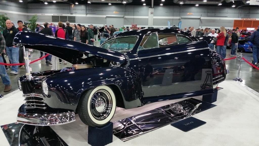portland roadster show 2017 1941 ford custom metalworks