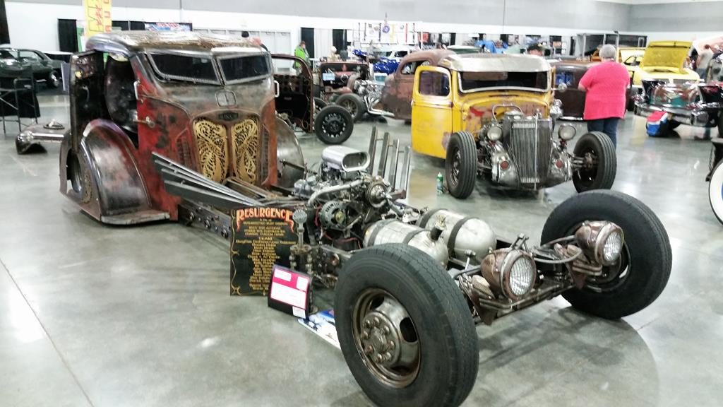 portland roadster show rat rod metalworks oregon
