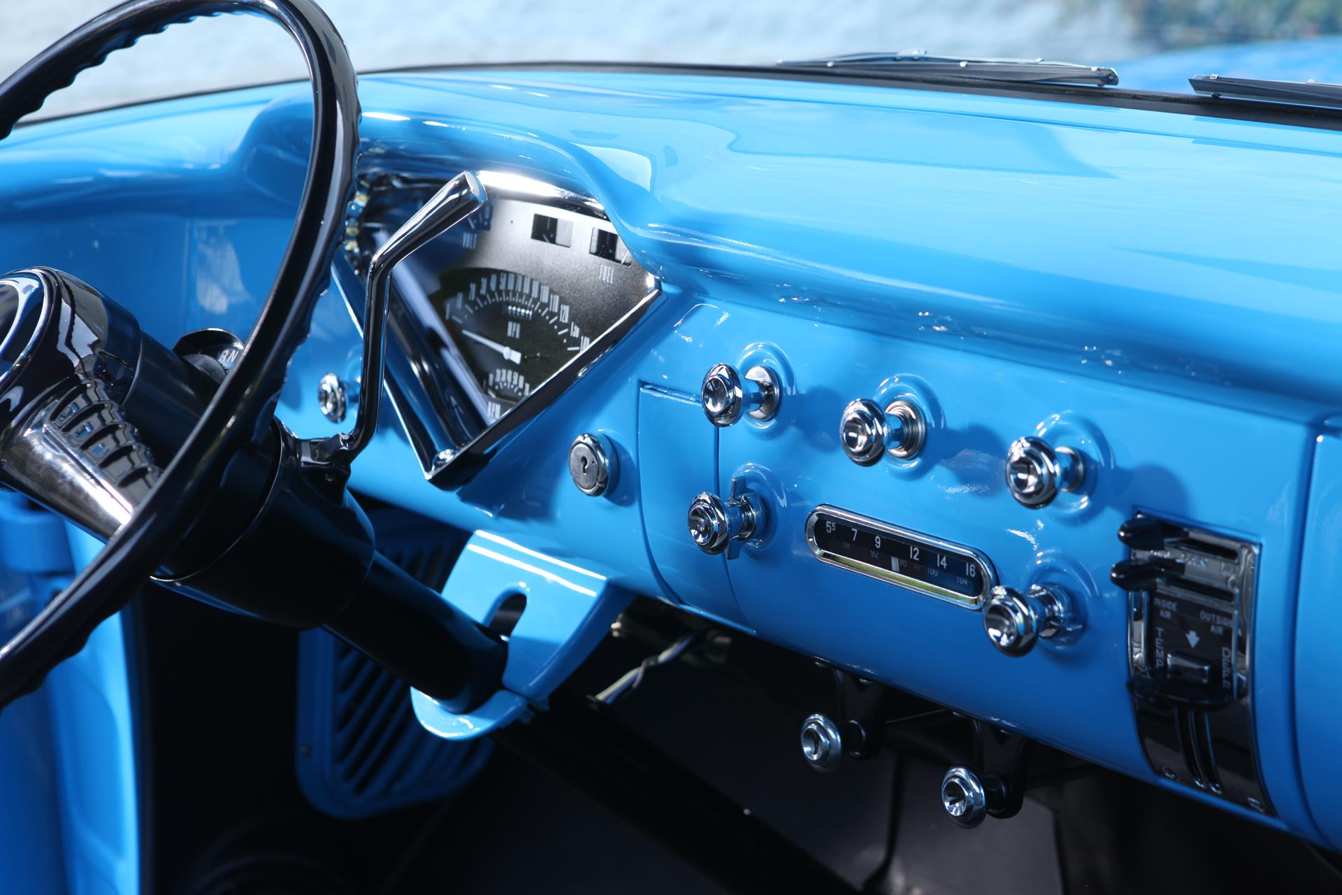 1955 Chevy Truck Steering Wheel Cameo Pickup Custom Diagram 1978 Trusted Wiring